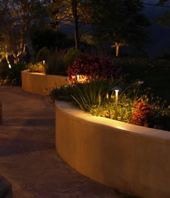 agoura hills landscape lighting